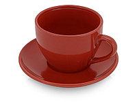 Чайная пара Гленрок, 220мл, красный (Р)
