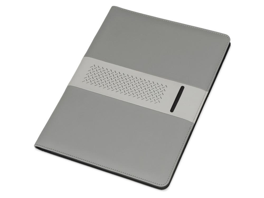 Папка для документов Opera, серый