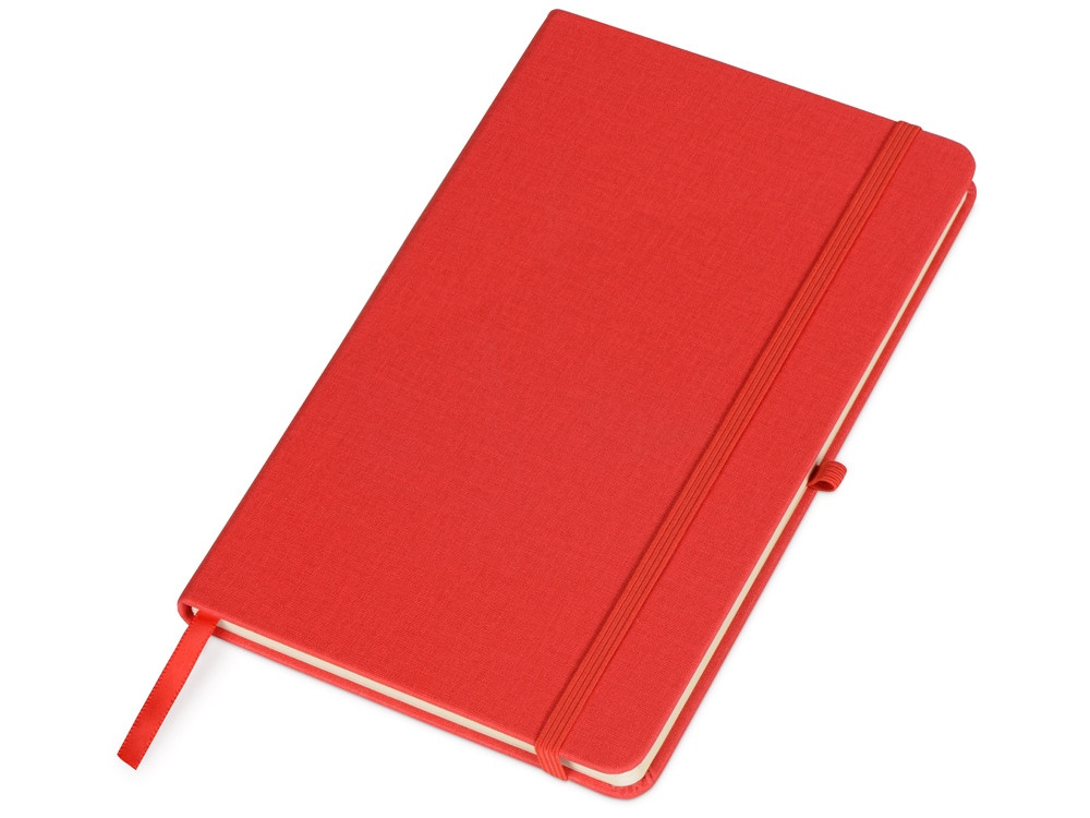 Блокнот А5 Ribby 140*205 мм, красный