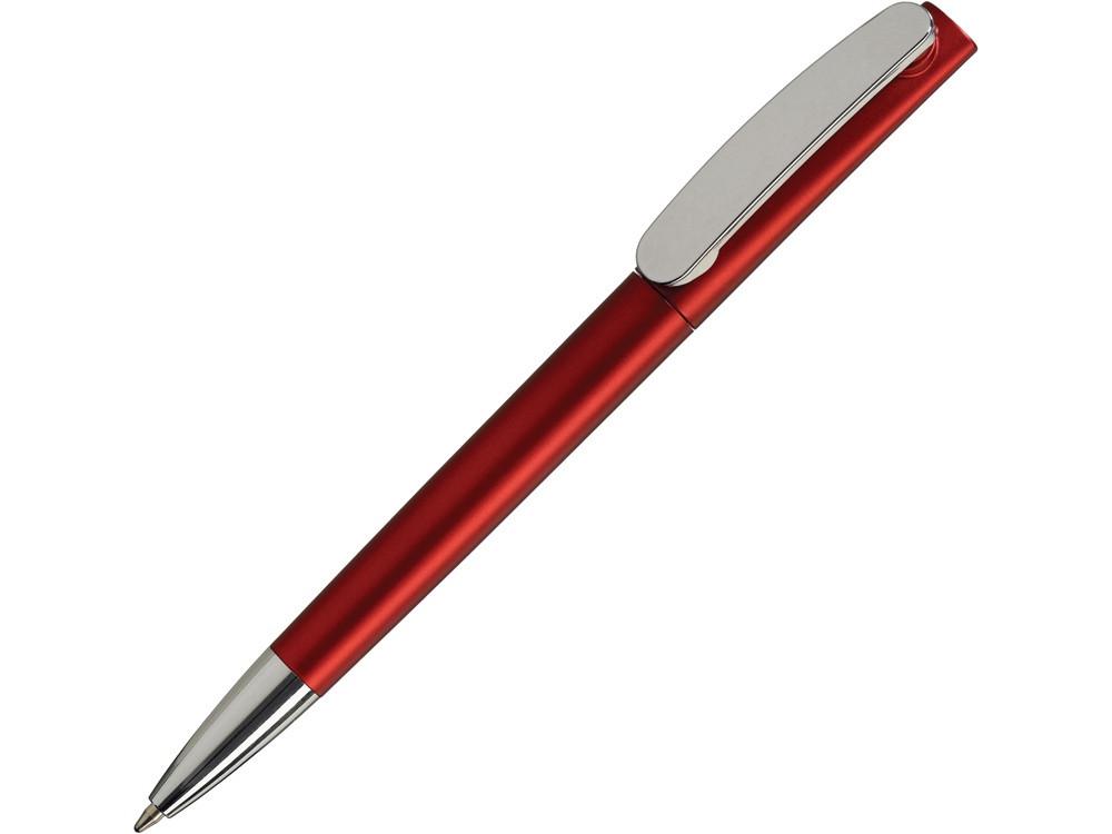 Шариковая ручка Leo Lux, красный