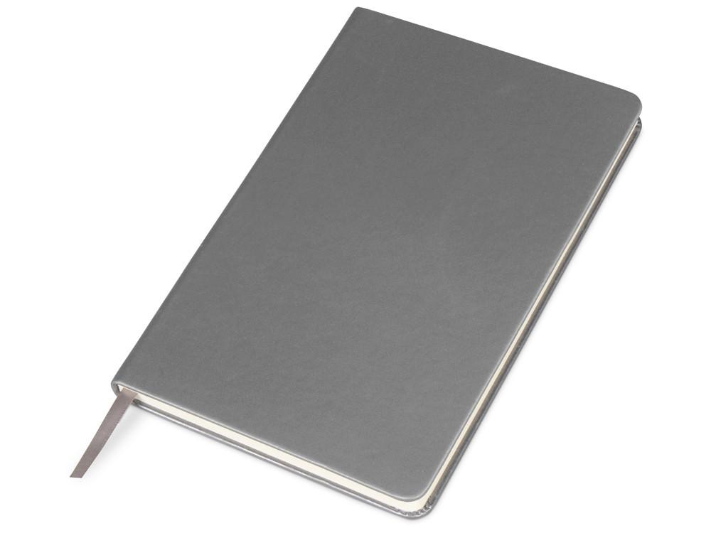 Блокнот А5 Metropolis 130*205 мм, серый