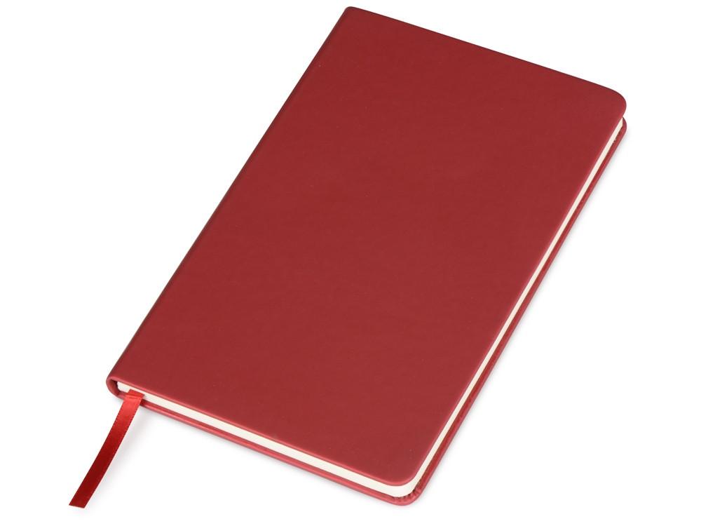 Блокнот А5 Metropolis 130*205 мм, красный
