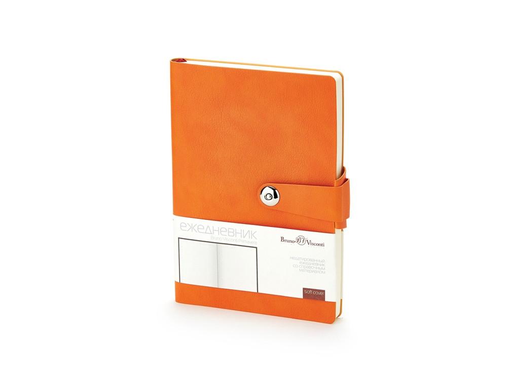 Ежедневник недатированный  А5 PRIMAVERA оранжевый