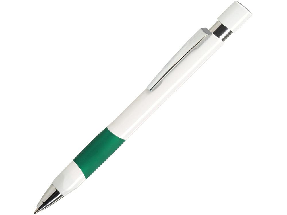 Шариковая ручка Eve,  белый/зеленый