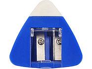 Точилка с ластиком Easy duo, синий, фото 4
