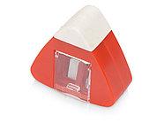 Точилка с ластиком Easy duo, красный, фото 3