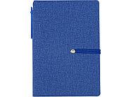 Набор стикеров Write and stick с ручкой и блокнотом, синий, фото 6