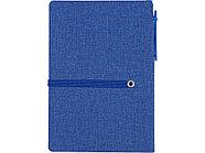Набор стикеров Write and stick с ручкой и блокнотом, синий, фото 7