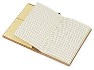 Набор стикеров Write and stick с ручкой и блокнотом, черный, фото 3