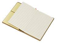 Набор стикеров Write and stick с ручкой и блокнотом, оранжевый, фото 3