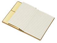 Набор стикеров Write and stick с ручкой и блокнотом, зеленое яблоко, фото 3