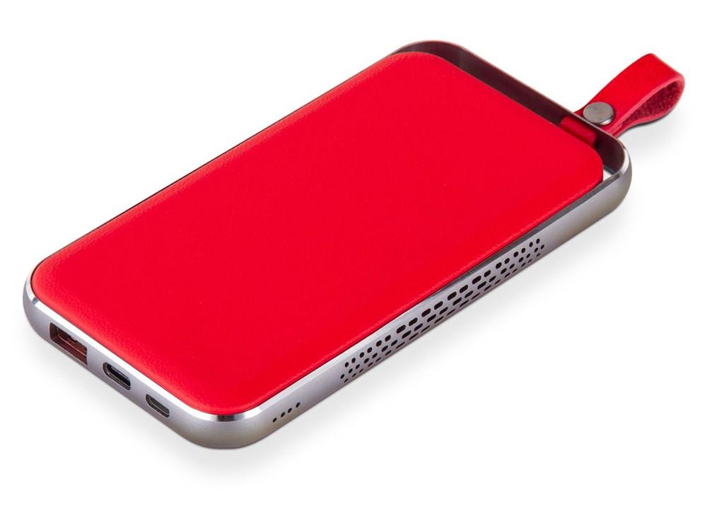 Внешний аккумулятор Rombica NEO Electron Red, 10000 мАч, красный