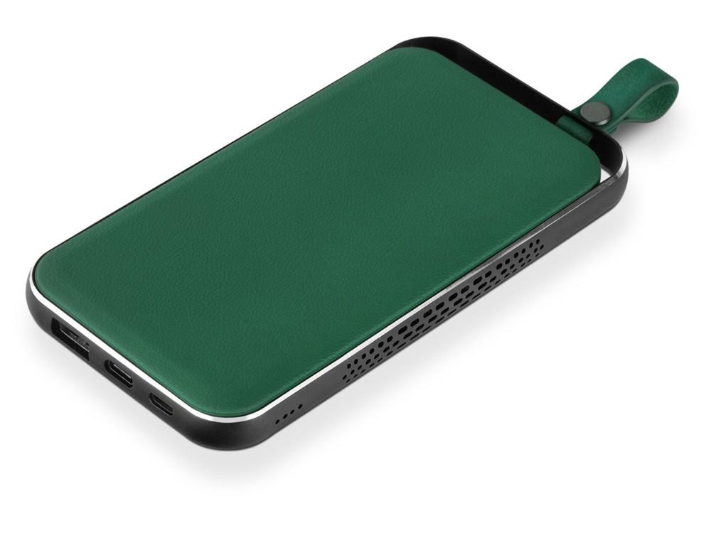 Внешний аккумулятор Rombica NEO Electron Green, 10000 мАч, зеленый