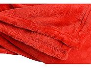 Плед мягкий флисовый Fancy, красный, фото 3