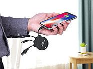 Портативное зарядное устройство Octopus Booster, 1000 mAh, черный, фото 4