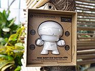 Портативная колонка mini Xboy Eco, белый, фото 4