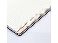 Ежедневник недатированный с индексами А5 Bergamo, синий, фото 2