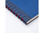 Ежедневник недатированный с индексами А5 Bergamo, синий, фото 4
