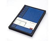 Ежедневник недатированный с индексами А5 Bergamo, синий, фото 6