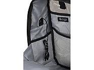 Противокражный водостойкий рюкзак Shelter для ноутбука 15.6 '', черный, фото 4