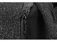 Противокражный водостойкий рюкзак Shelter для ноутбука 15.6 '', черный, фото 8