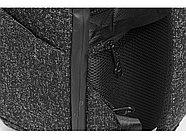 Противокражный водостойкий рюкзак Shelter для ноутбука 15.6 '', черный, фото 9