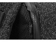 Противокражный водостойкий рюкзак Shelter для ноутбука 15.6 '', черный, фото 10