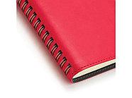 Ежедневник недатированный B5 Tintoretto New, красный, фото 2