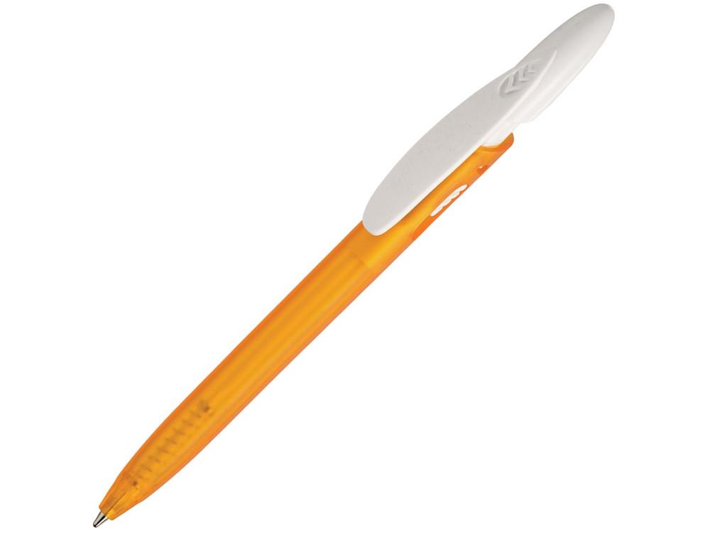 Шариковая ручка Rico Mix,  оранжевый/белый