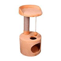 Когтеточка - лежанка домик Ника 7 Котиков