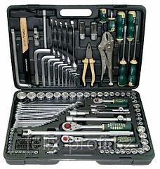 Набор инструментов FORCE 142 Предмета (головки ,ключи)