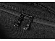 Водостойкий рюкзак-трансформер Convert для ноутбука 15, черный, фото 10