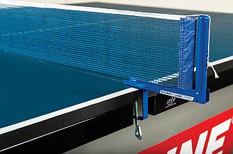 Сетка для теннисного стола START LINE CLASSIC, сетка с регулировкой натяжения, крепление - фиксатор.