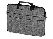 Сумка Plush c усиленной защитой ноутбука 15.6 '', серый, фото 3