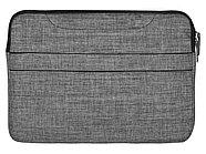 Сумка Plush c усиленной защитой ноутбука 15.6 '', серый, фото 10