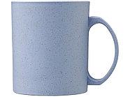 Чашка из пшеничной соломы Pecos 350 мл, серый, фото 2