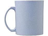 Чашка из пшеничной соломы Pecos 350 мл, серый, фото 3