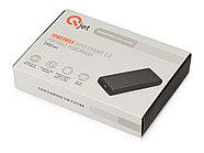 Портативное зарядное устройство PowerMax, 20000 mAh, PD + QC 3.0, черный, фото 10