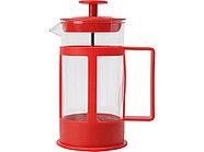 Пластиковый френч-пресс Savor, 350 мл, красный, фото 3
