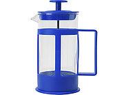 Пластиковый френч-пресс Savor, 350 мл, синий, фото 3