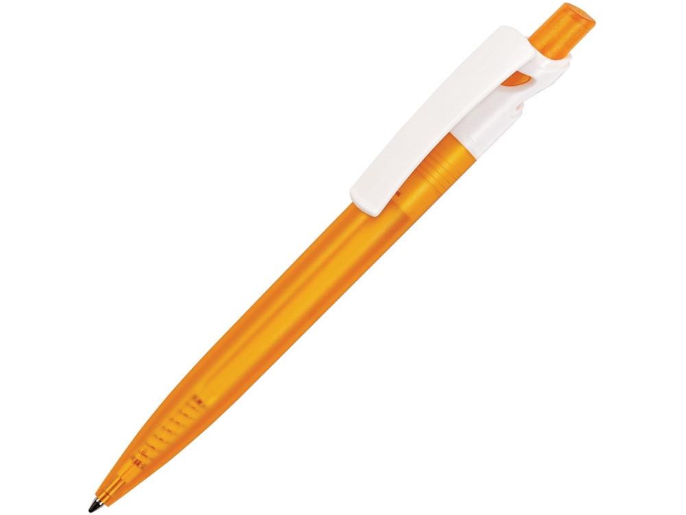 Шариковая ручка Maxx Mix, оранжевый/белый