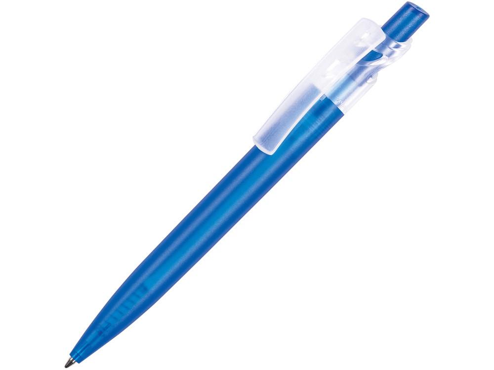 Шариковая ручка Maxx Bright, синий/прозрачный
