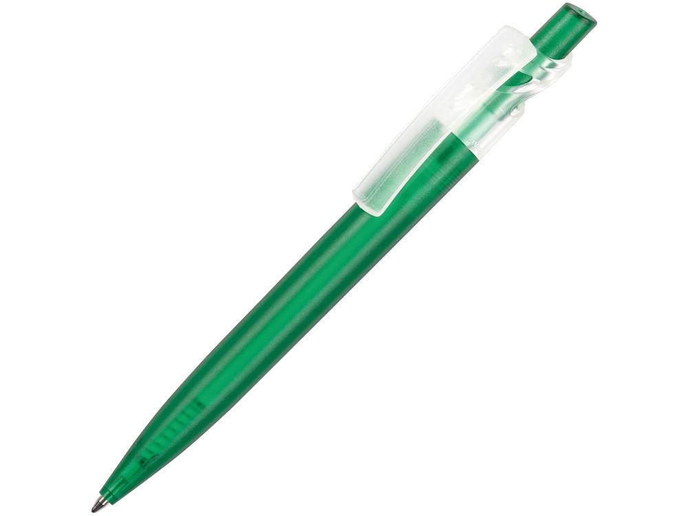 Шариковая ручка Maxx Bright, зеленый/прозрачный