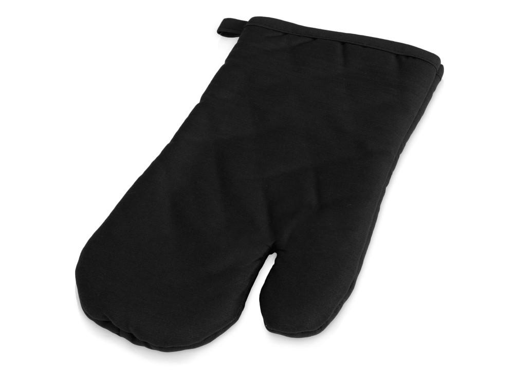 Хлопковая рукавица, черный