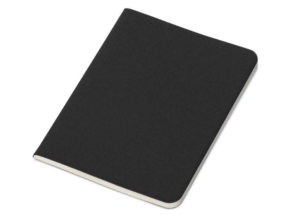 Блокнот A6 Stitch, черный