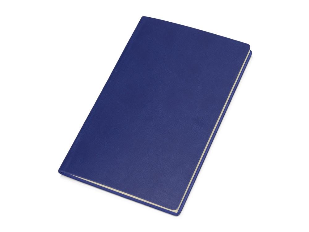 Блокнот А6 Riner, синий