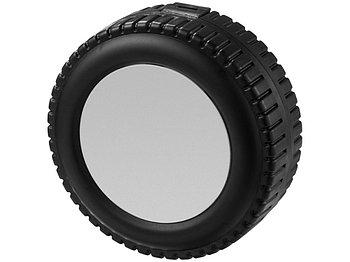 Набор из 25 инструментов в форме колеса, черный/серебристый