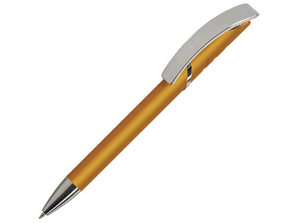 Шариковая ручка Starco Lux, желтый/серебристый