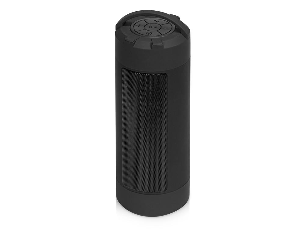 Портативная колонка Rover с защитой от воды, черный