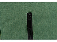 Сумка для ноутбука Wing с вертикальным наружным карманом, зеленое яблоко, фото 9